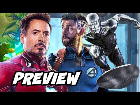 Avengers 5 TOP 10 WTF Questions - Fantastic Four, New Avengers Breakdown