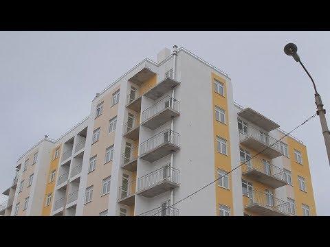 kerchnettv: Дом для депортированных в Керчи: степень готовности
