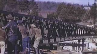 Bailey Bridge Construction