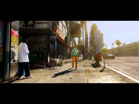 Grand Theft Auto V Trailer six1