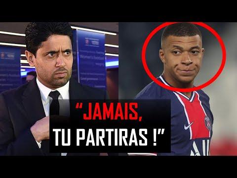Pourquoi le PSG Ne Vendra Jamais Mbappe  [Révélation]   H5 Motivation