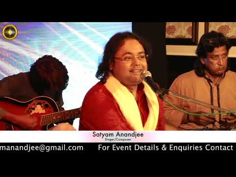 Showreel Of Ghazals By, Satyam Anandjee From Live Event, Part-2