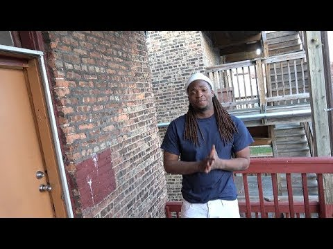 CHICAGO WEST SIDE INTERVIEW WITH LOCAL ARTIST DREADROCK