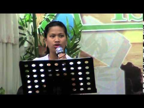My First Love is Jesus - BIBLE BAPTIST CHURCH OZAMIZ