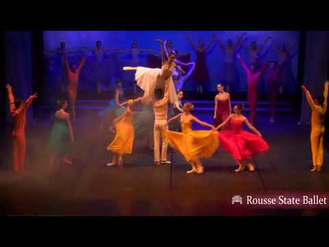 Flight to light- State opera Rousse ballet