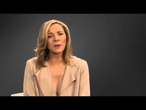 Interview with Kim Cattrall, on Sensitive Skin's..