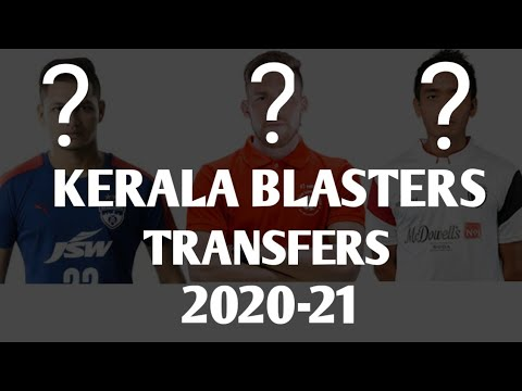 Kerala Blasters Transfers