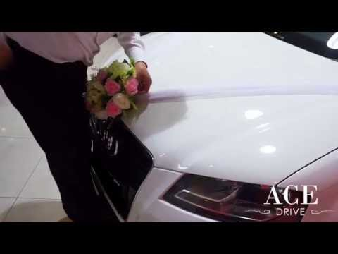 Wedding Car Decoration In Singapore Audi A3 Youtube