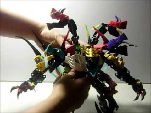 lego hero factory hydra beast