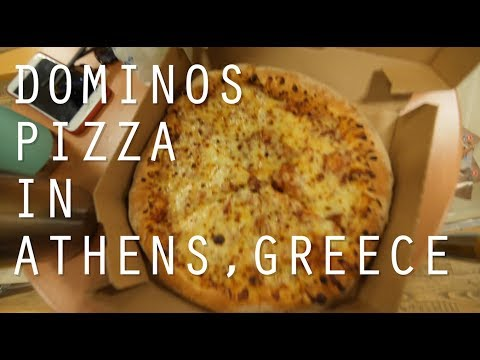 EPISODE 14 - DOMINOS PIZZA IN ATHENS, GREECE