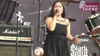 BATU NISAN - Setitik Cahaya // Live @ Blackandje Fest 2019