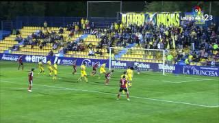 Resumen de AD Alcorcón vs CD Mirandés (1-0)