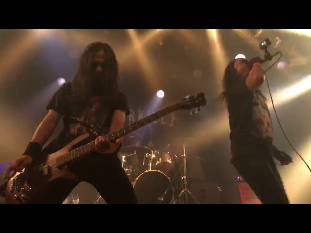 BURGERKILL  ADAMANTINE EUROPEAN TOUR 2018 @Melkweg Amsterdam