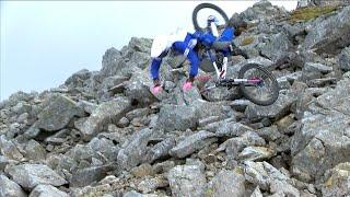 Scotland - Ben Nevis DH MTB Downhill Mountain Bike Video Summit Fortwilliam The White Knight CRUK