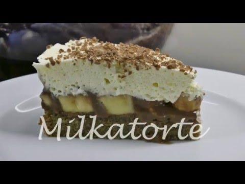 Thermomix Tm5 Milkatorte Youtube