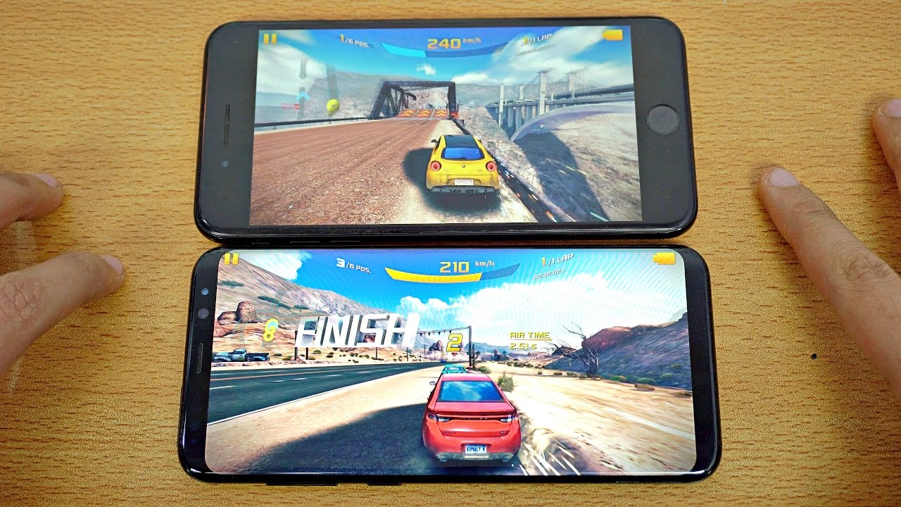 Download Top 7 High Graphics Games On Galaxy S8