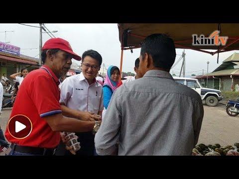 'MCA minta bazar Kluang dipindah, bukan DAP'