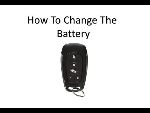 how to change the prestige car remote battery youtube JVC Car Remote how to change the prestige car remote battery