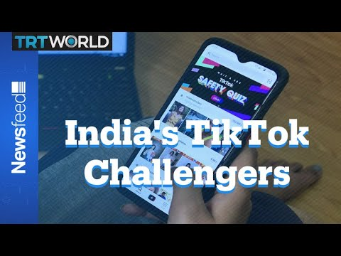 Who will replace TikTok in India?