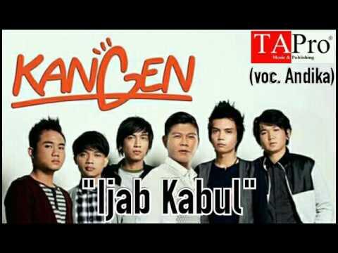 """Kangen Band - """"Ijab Kabul"""" (Voc. Andika)"""
