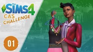 The Sims 4 CAS CHALLENGE #01 - Metamorfozy Bigosa