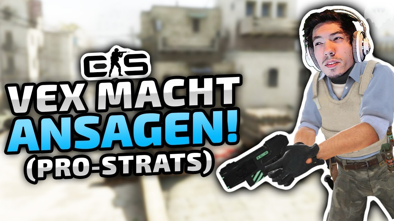 Vex spielt den TEAM CAPTAIN - ♠ Counter-Strike: Global Offensive ♠ thumbnail