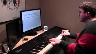 Rachmaninoff - Italian Polkа - Piano (Итальянская полька - Рахманинов)