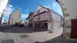 Promenade dans le Centre Ville | Le Croisic, Loire Atlantique (44)