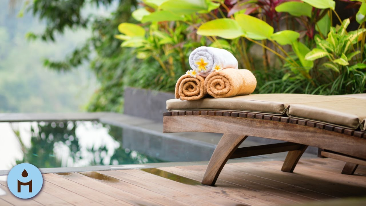 Ayurvedic Spa Music Therapy, Wellness Music, Ambient Sounds for Relaxation Spa, Spa Day at Home