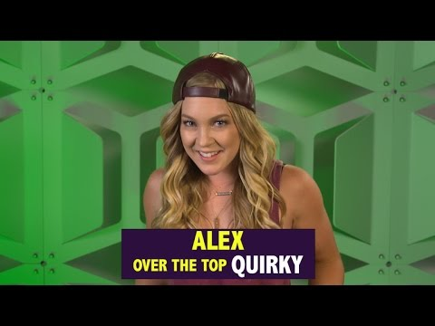 Meet The Big Brother: Over The Top Houseguests