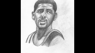 Response to Kazanjian : How to Draw Kyrie irving step by step