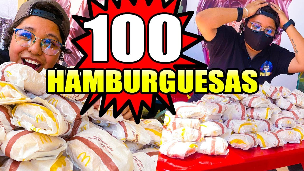 MINECRAFT PERO SI MUERO COMPRO 100 HAMBURGUESAS 🍔😂 | Fue épico... | Pathofail