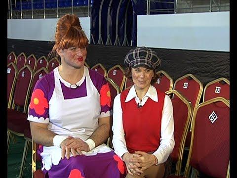 Алексей Тихонов и Мария Петрова о перевоплощении в мультперсонажей на льду