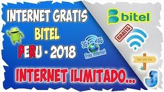 Como Tener Internet Gratis en Bitel Perú 2018