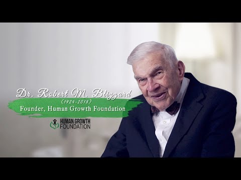 2019 Tribute to HGF Founder Dr. Robert M. Blizzard