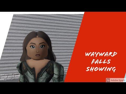 wayward falls |