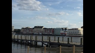 Disney's Boardwalk Villas Resort Tour!   DVC Deluxe Studio Room Tour