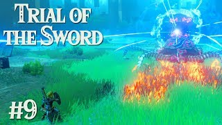 REGRET: Zelda BotW Trial of the Sword #9