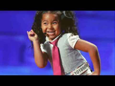 America's Got Talent Heavenly Joy Jerkins