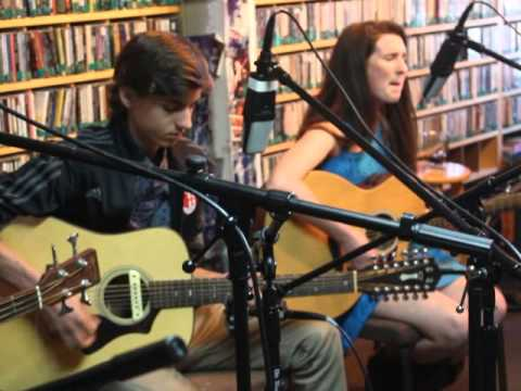 Big Sur, original written by Delaney Ann performed live acoustic on KPIG radio by Square One 2