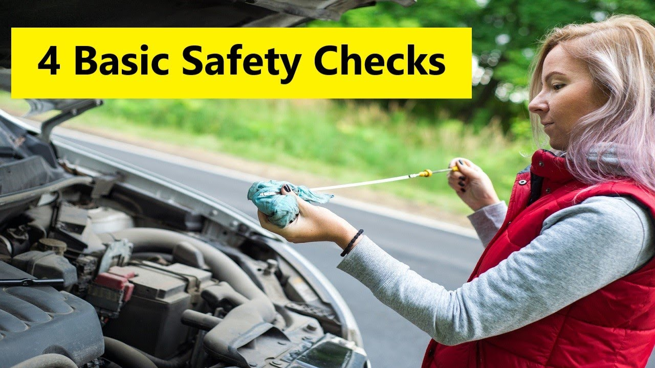 Basic Safety Checks for Drivers | DTC Driving Test UK