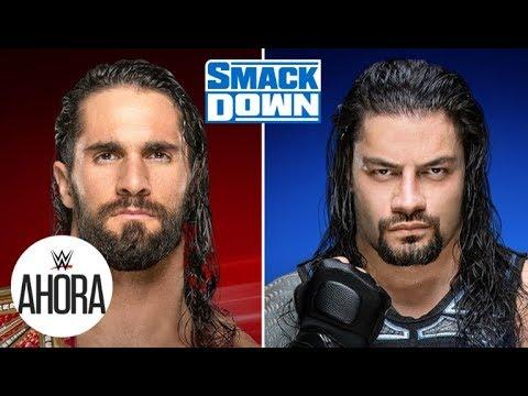 El Draft de WWE comienza hoy en SmackDown: WWE Ahora, Octubre 11, 2019