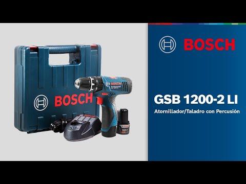 Atornillador/Taladro de Percusión GSB 1200-2-Li Professional