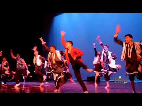 NYU Pandemonium first place performance at Bollywood Berkeley 2018