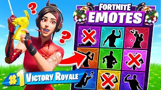 ERRATE den EMOTE für V-Bucks in Fortnite!