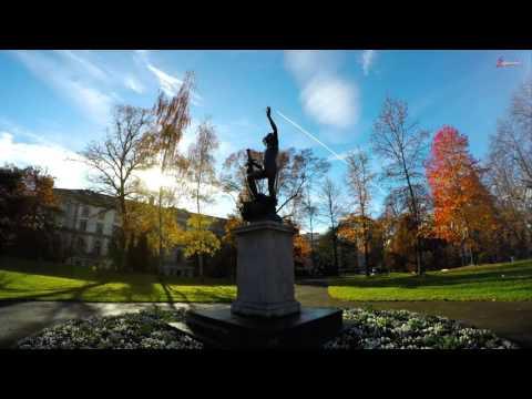 Geneva Fantasque - Genève en Timelapse 4K | Soprania