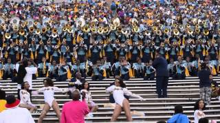 Southern University Marching Band - Backstabbers - 2014