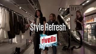 Tatjana Kotoric für Rivella Refresh mit Andrea