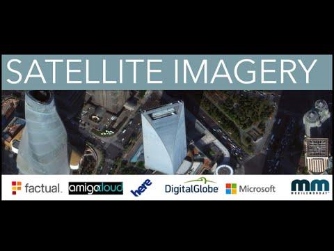 Mobile Monday Silicon Valley - April 2015 - Satellite Imagery, Data & Analytics Meet Apps