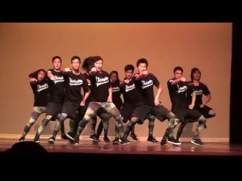 Team Velociraptors |  UC Berkeley's Danceworx Showcase Spring 2016